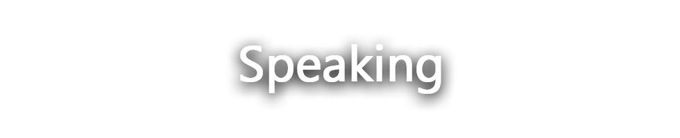 PageTitle__speaking