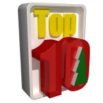 TopTenChristmasLogo
