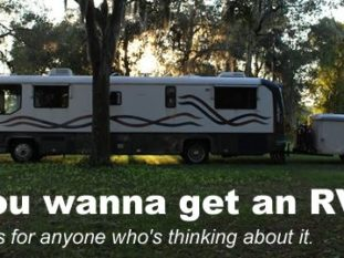 So You Wanna Get An RV?