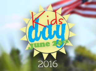 Kids Day – The First Day Of Summer