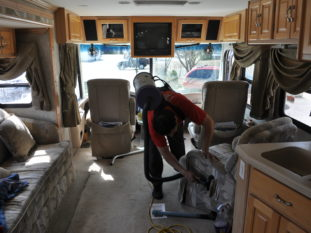 Who Cleans My RV Afterwards?!